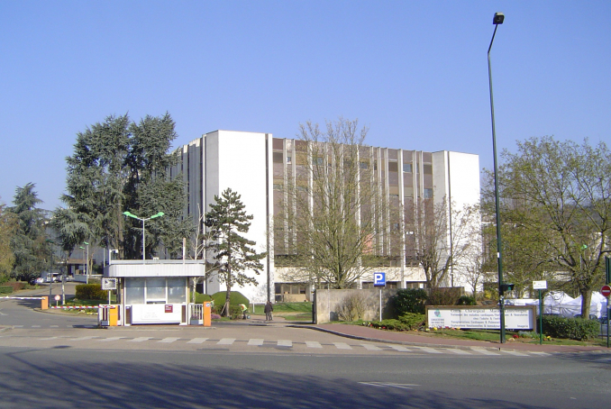 Photo d'un hôpital